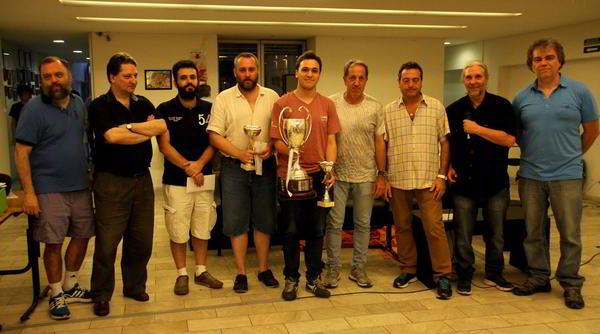 El GM Alan Pichot ganó el Abierto PRO-AM 2016