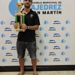 Villanueva gana el 67mo Abierto de Villa Ballester