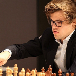Grenke: primera victoria de Magnus Carlsen