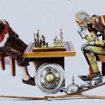 Miguel de Cervantes Saavedra y el ajedrez