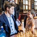 Magnus Carlsen campeón también en Lovaina