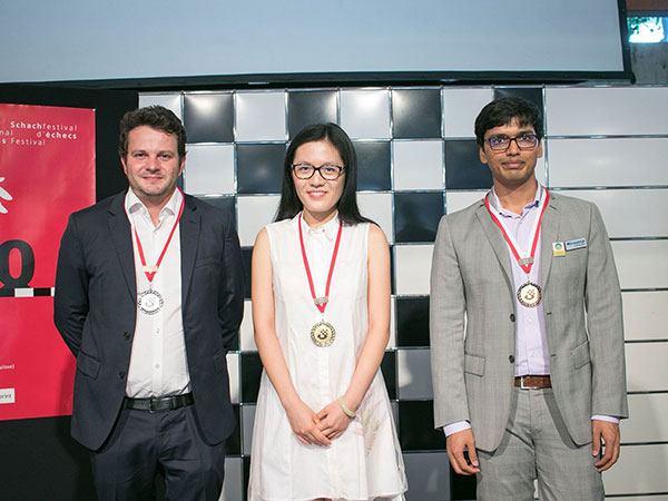 Hou Yifan gana el magistral de Biel 2017