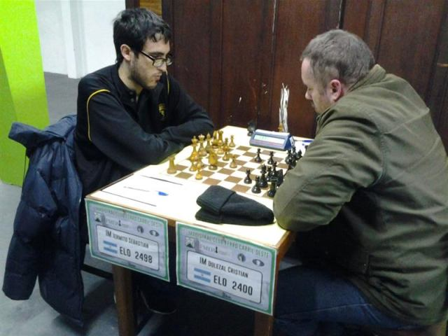Sebastian Iermito vs Cristian Dolezal