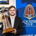 Copa Sinquefield: Maxime superó a Magnus