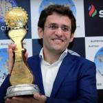 Levon Aronian gana la Copa Mundial FIDE