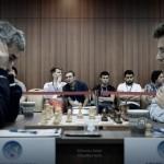 Copa del Mundo: Aronian, So y Ding en semifinales
