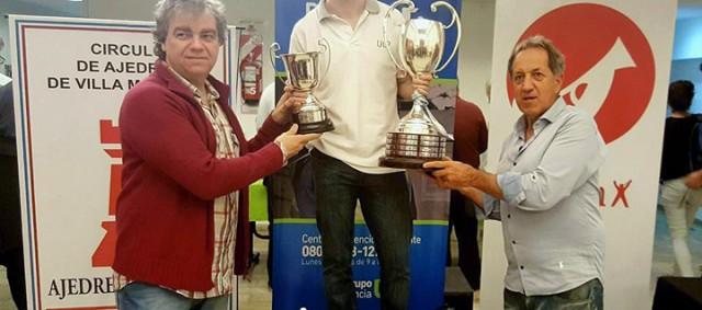 Flores ganó la Copa Clarín 2017