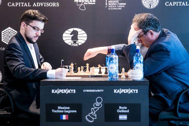 Gelfand vs Vachier Lagrave