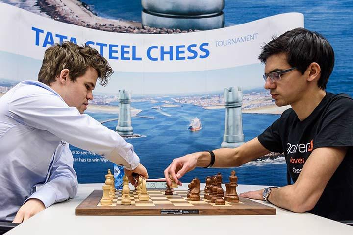 Carlsen vs Giri
