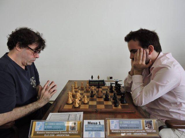 Mendez vs Tristán, ronda 9