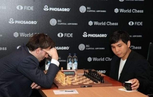 Grischuk vs So _ Berlin, Candidatos, Ronda 2