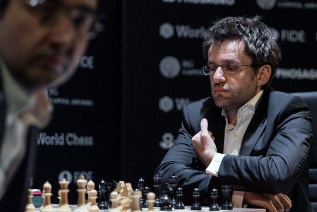 Kramnik-Aronian